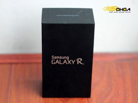 Galaxy R, bản rút gọn Galaxy S II về VN