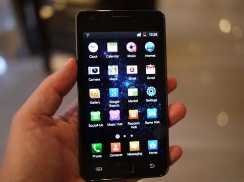 Galaxy S hai đời đầu bán được hơn 50 triệu máy