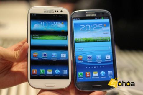 Galaxy S III có phiên bản 2GB RAM, CPU 4 nhân