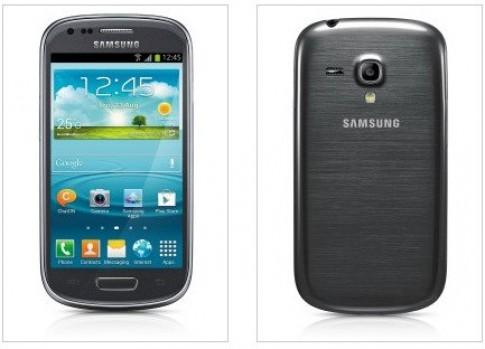Galaxy S III Mini được thêm tới 4 màu mới