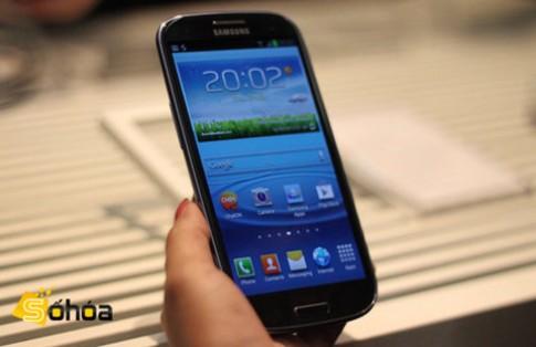 Galaxy S III nhận trên 9 triệu đơn đặt hàng toàn cầu