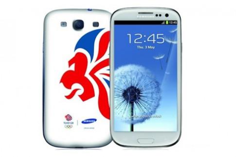 Galaxy S III phiên bản đặc biệt cho Olympic