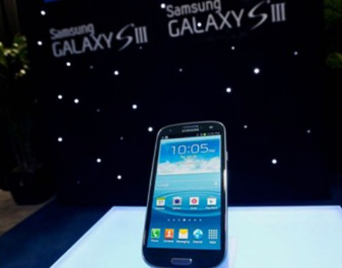 Galaxy S III - ứng cử viên danh hiệu smartphone 2012