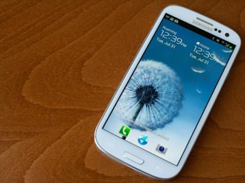 Galaxy S IV có thể dùng màn hình dẻo