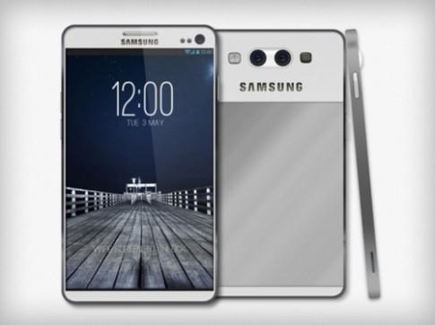 Galaxy S IV có thể dùng vi xử lý bốn lõi 2 GHz