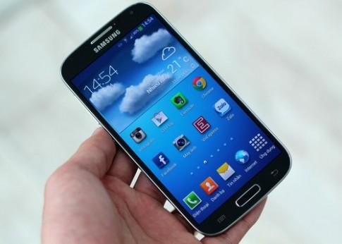 Galaxy S4 bị Apple lôi vào đơn kiện với Samsung
