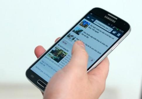 Galaxy S4 chính hãng bắt đầu bán ra từ 27/4