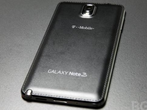Galaxy S5 có thể mang vỏ nhựa giống Note 3