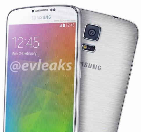 Galaxy S5 Prime lộ ảnh với thiết kế kim loại