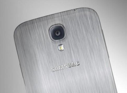 Galaxy S5 sẽ có thiết kế vỏ kim loại nguyên khối