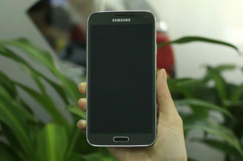 Galaxy S5 xuất hiện tại Việt Nam
