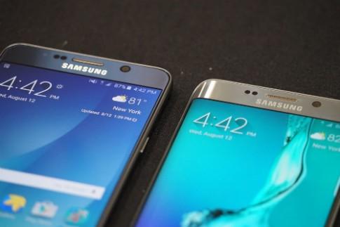 Galaxy S6 edge có giá trên 20 triệu đồng, bán muộn hơn Note 5