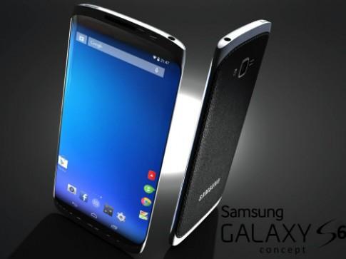 Galaxy S6 sẽ có khung nhôm và màn hình cong 2 cạnh