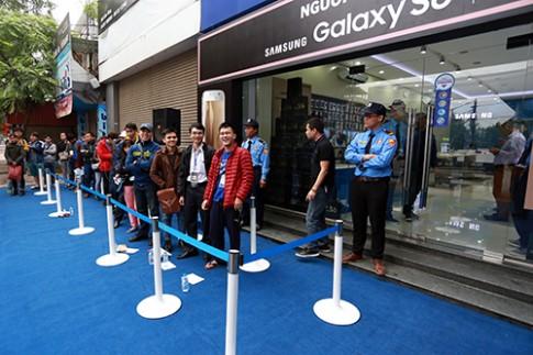 Galaxy S6 và S6 edge bắt đầu bán ra ở Việt Nam