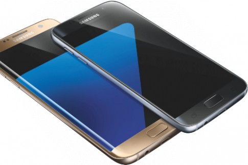Galaxy S7 co the dung 2 loai chip khac nhau
