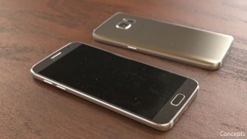 Galaxy S7 của nhà thiết kế Jermaine Smit