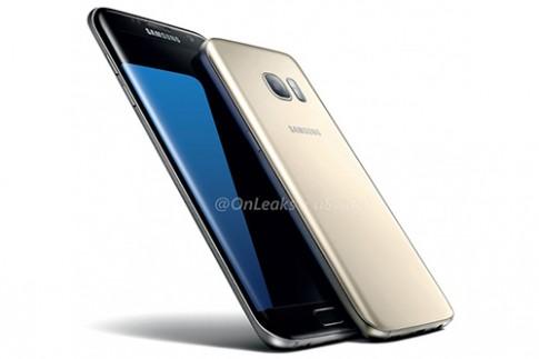 Galaxy S7 lộ ảnh chi tiết, camera bớt lồi