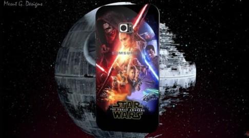 Galaxy S7 phiên bản Star Wars của Mesut G Designs