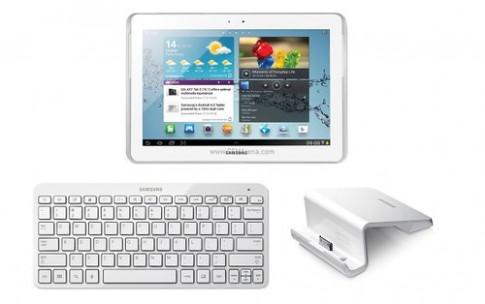 Galaxy Tab 2 10.1 bản sinh viên giá 350 USD
