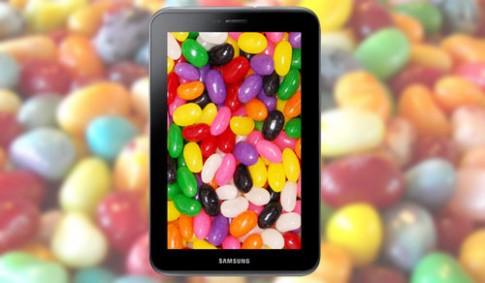 Galaxy Tab 2 7.0 được nâng cấp Android 4.2.2