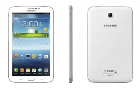 Galaxy Tab 3 10.1 dùng chip Intel lõi kép tốc độ 1,6 GHz