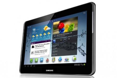 Galaxy Tab 3 Plus màn hình độ phân giải cao hơn iPad 4