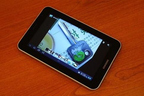 Galaxy Tab 7 Plus có bản nâng cấp 4.1.2