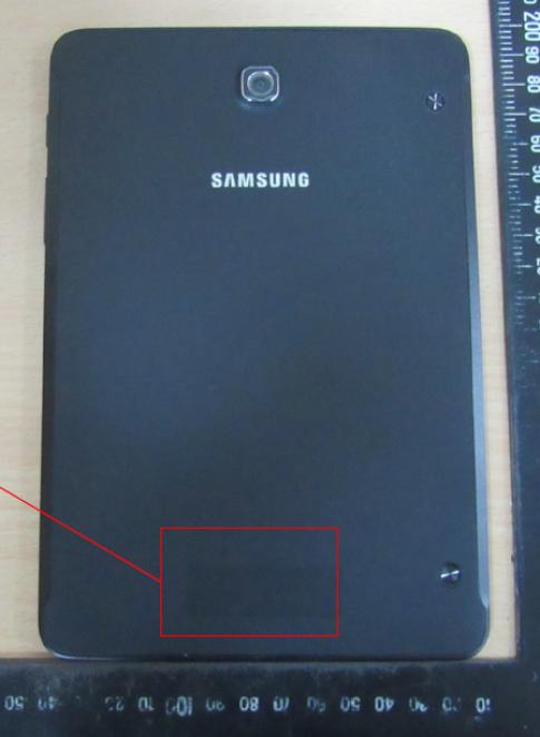 Galaxy Tab S2 lộ diện với màn hình tỷ lệ 4:3, viền siêu mỏng