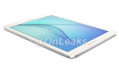 Galaxy Tab S2 vien kim loai, man hinh giong iPad lo dien