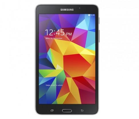 Galaxy Tab thế hệ 4 trình làng với kích thước 7, 8 và 10,1 inch