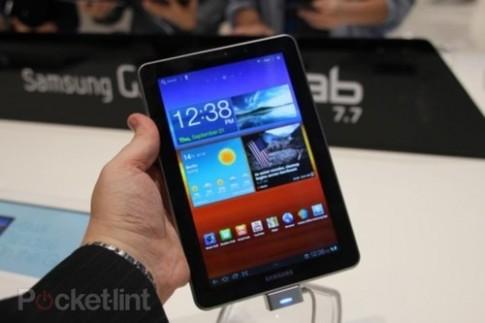 Galaxy Tab thế hệ mới sẽ có màn hình Full HD, chip 8 lõi