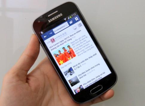 Galaxy Trend Plus - smartphone tầm trung giá tốt của Samsung
