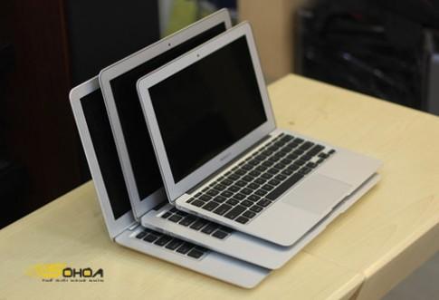 'Gia đình' MacBook Air sum vầy