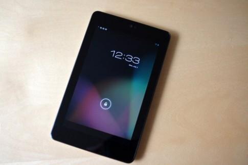 Giá Nexus 7 mới có thể từ 4,8 triệu đồng