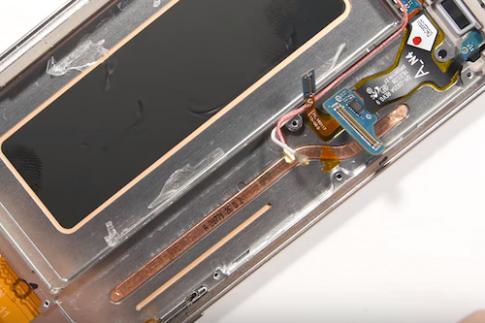 Giải mã cơ chế tản nhiệt trên Galaxy S7
