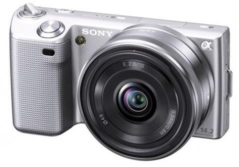 Giải pháp ống kính cho Sony NEX
