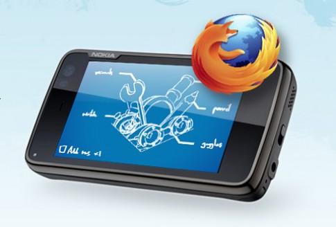 Giai thuong viet add-ons cho Firefox tren Nokia N900