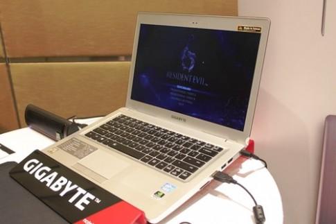 Gigabyte ra 4 laptop mới tại Việt Nam