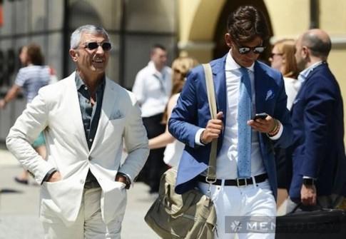 Gợi ý giúp các chàng thời trang hơn nơi công sở
