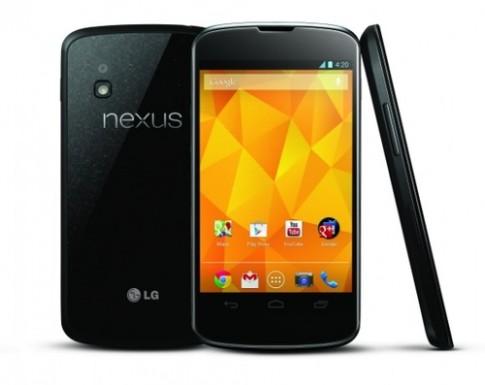 Google chịu lỗ khi bán Nexus 4