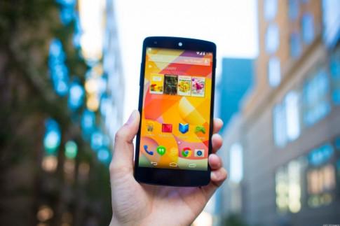Google dừng sản xuất Nexus 5