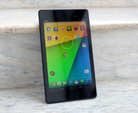 Google sửa lỗi cảm ứng đa điểm trên Nexus 7 2013
