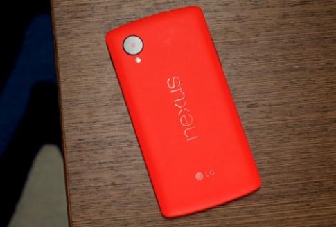 Google tung ra Nexus 5 màu đỏ với giá từ 349 USD