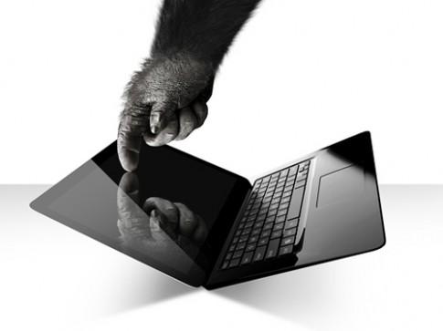 Gorilla Glass NBT giúp màn hình máy tính bền gấp 10 lần