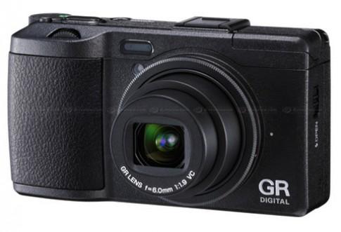 GR Digital IV, máy compact cao cấp từ Ricoh