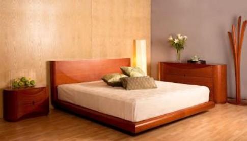 Hạ giường xuống thấp