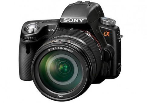 Hack Sony A55 để quay phim 3k
