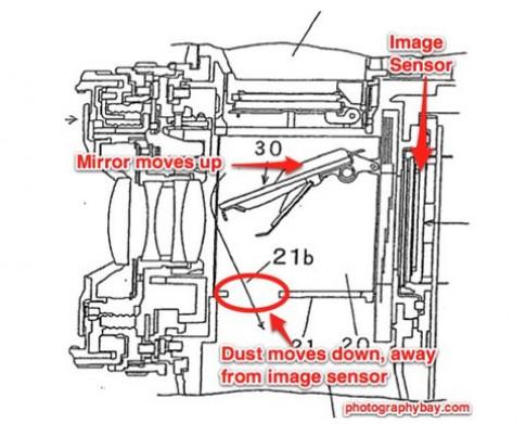 Hai công nghệ mới có thể xuất hiện trên Nikon D4