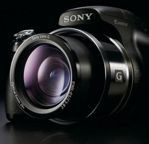Hai 'đàn em' của Sony Cyber-shot HX1 sắp ra mắt