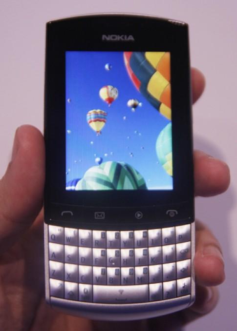 Hai điện thoại cảm ứng giá rẻ của Nokia